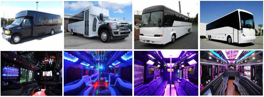 Boston Party buses