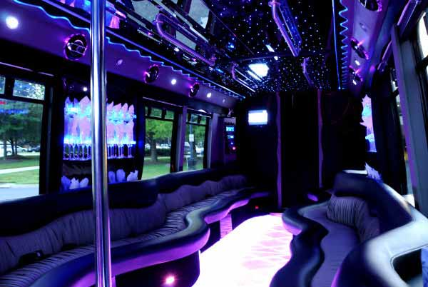 22 people party bus boston