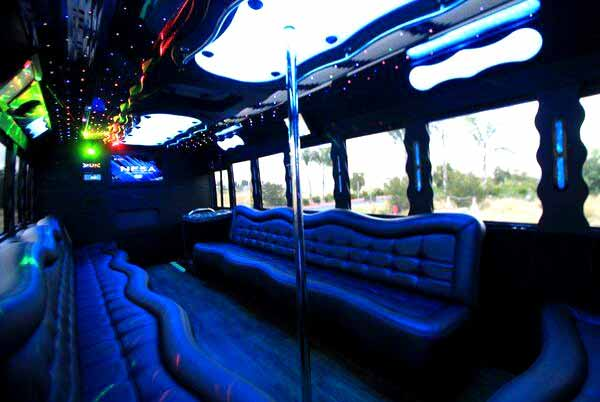 40 people party bus boston