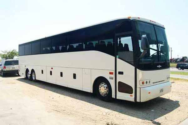 50 passenger charter bus boston