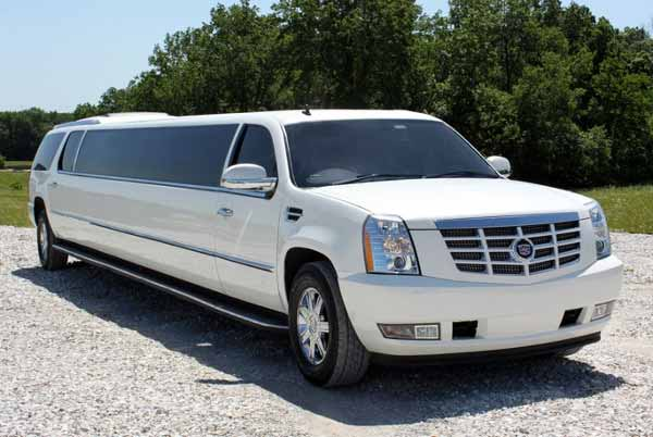 Cadillac Escalade limo boston