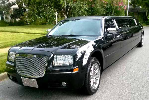 Chrysler 300 limo boston