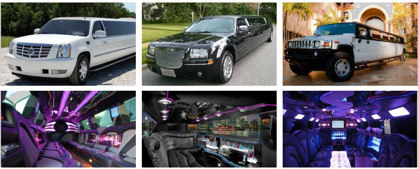 Wedding Transportation Party Bus Rental Grand boston