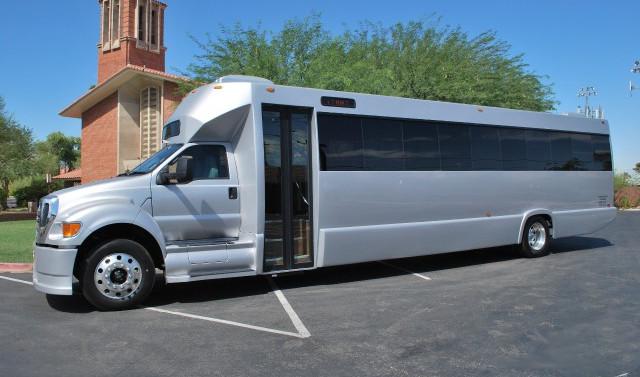 Boston 40 Person Shuttle Bus