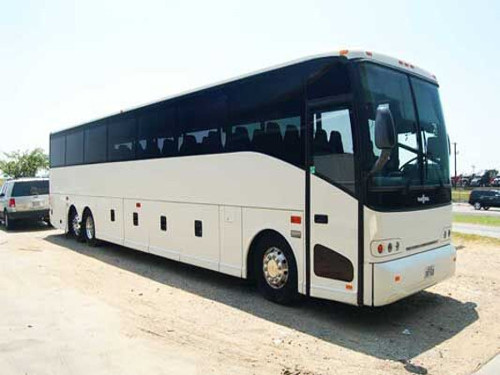 Boston 56 Passenger Charter Bus